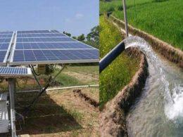solar pump subsidy haryana 2019-20