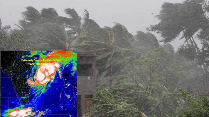 Fani cyclone latest for farmer