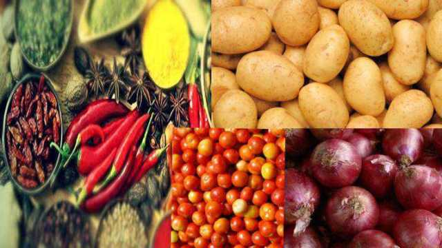 horticulture crop production in india