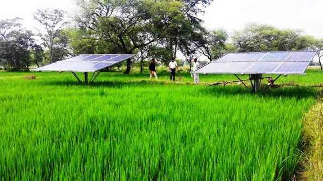 sour sujala yojna solar pump subsidy in cg