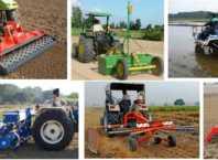 tractor chalit krishi yantra anudan mp