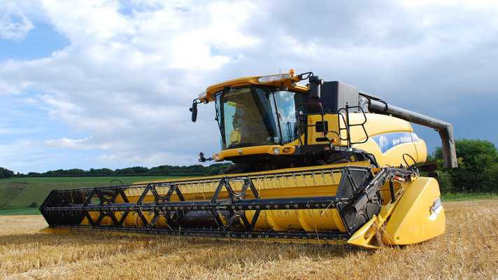 combine Harvester kisan selection list Mp