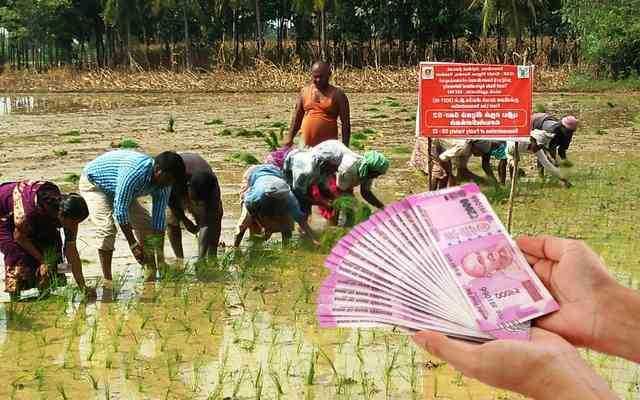 mukhya krishi mantri ashirvaad yojna ke tahat kisano ko 25 hazar rupaye