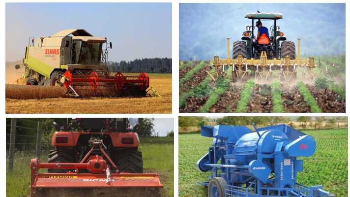 harvester tractor krishi yantra anudan bihar