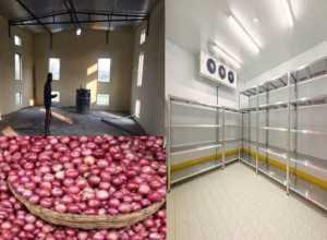 pyaj storage-cold storage-anudan par banane ke liye aavedan mp