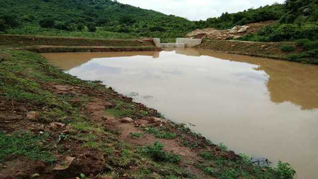 Farm pond khet talab talai yojna hetu anudan avedan