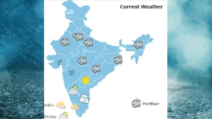 mausam poorvanuman 13 jan to 15 jan