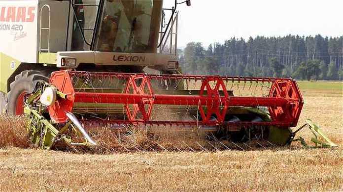 harvester pass in lockdown