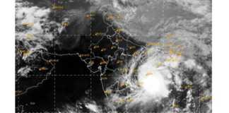 Cyclonic Storm AMPHAN Alert