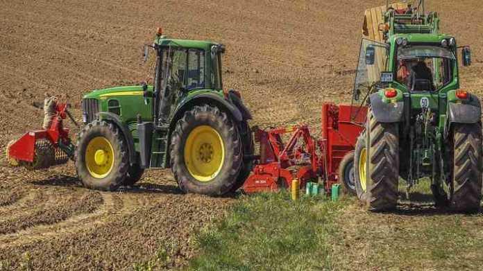tractor krishi yantra kiraye ki yojna