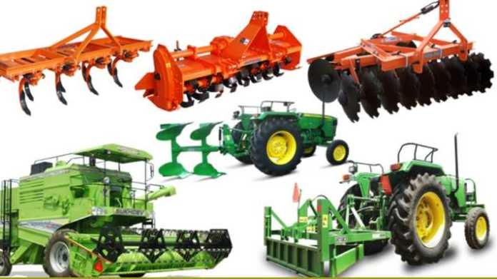 custom hiring center agricultural machinery subsidy