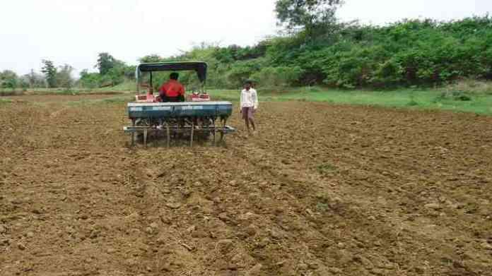 beej shodhan bhoomi shodhan before sowing