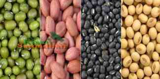 msp procurment of moong soya bean moongfali urad
