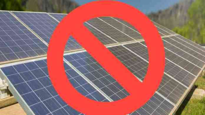 solar pump subsidy kusum yojna alert