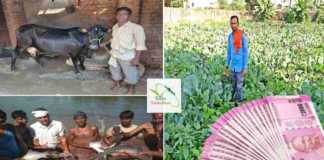 kisan award application