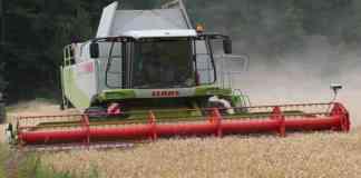 combine harvester anudan