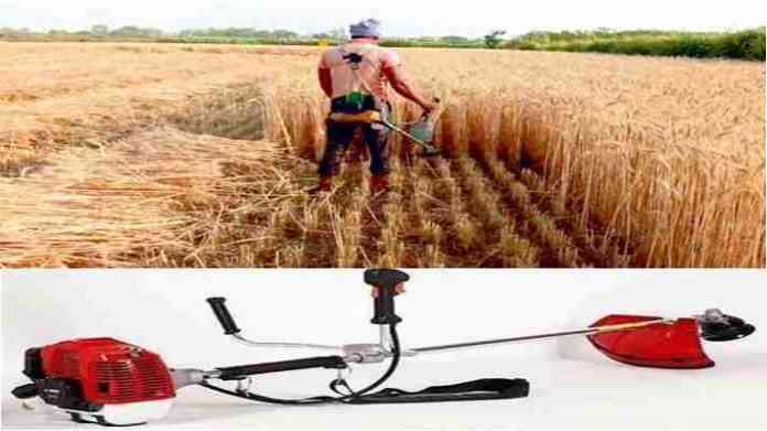 motor crop cutter