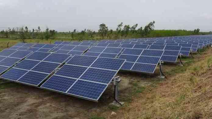 kusum yojana solar plant