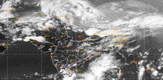 weather update 16 to 19 April