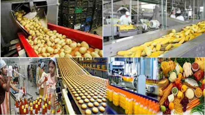 food processing scheme branding