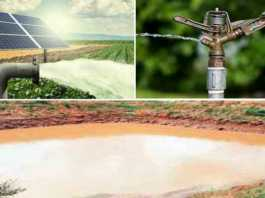 irrigation resource grant