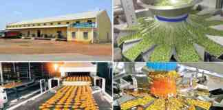 agriculture industry and warehouse setup subsidy