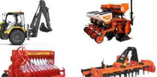 agriculture implements on subsidy