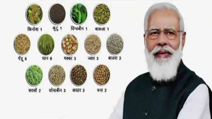 new crops variety developed