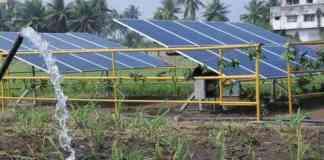 solar pump sthapna