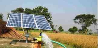 solar pump subsidy