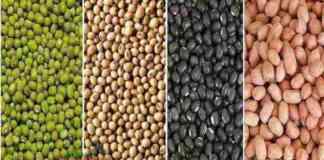 msp par moong urad mungfali soybean kharid