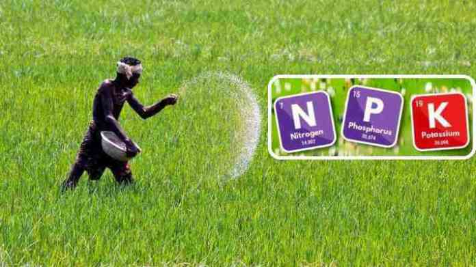subsidy on fertilizer